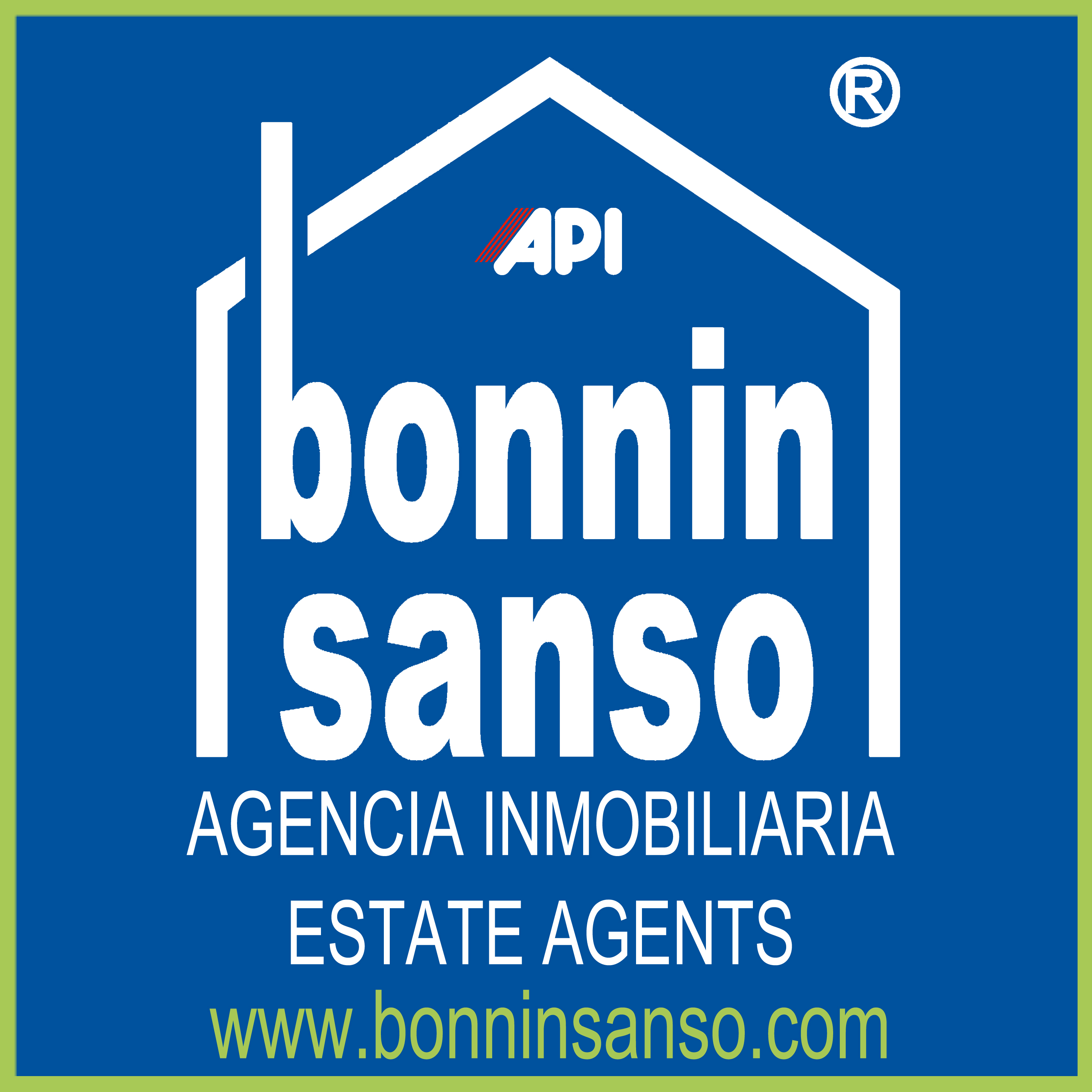 Bonnin Sanso Logo